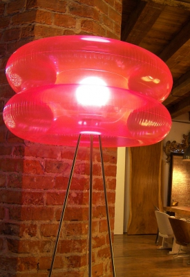 BIG PINK floor lamp 04