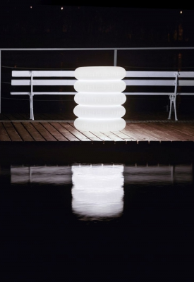 BIG PUFF floor lamp outdoor 06