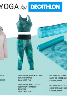 Yoga by Decathlon ziele Everest